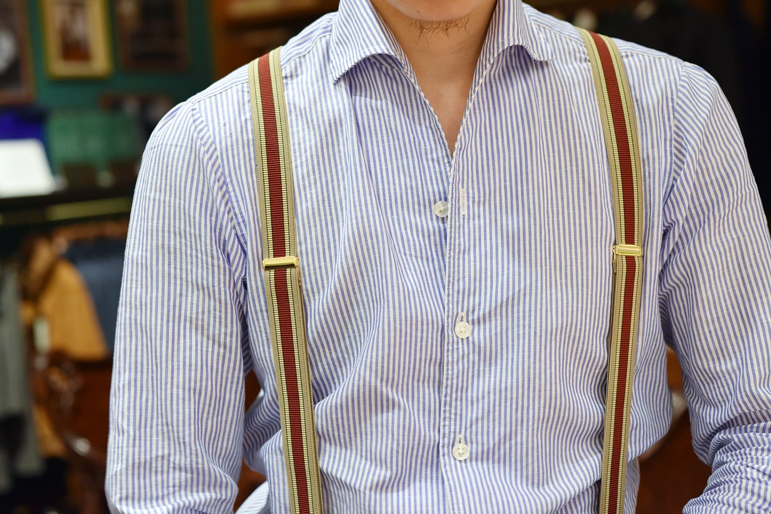 Ascot Chang Bespoke one piece collar shirt-steve-oakroom- (2)