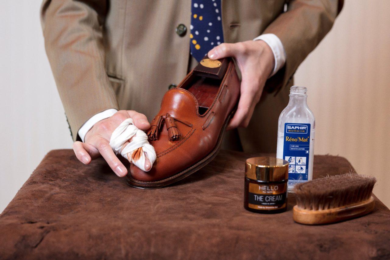 OAK ROOM鞋履保養服務