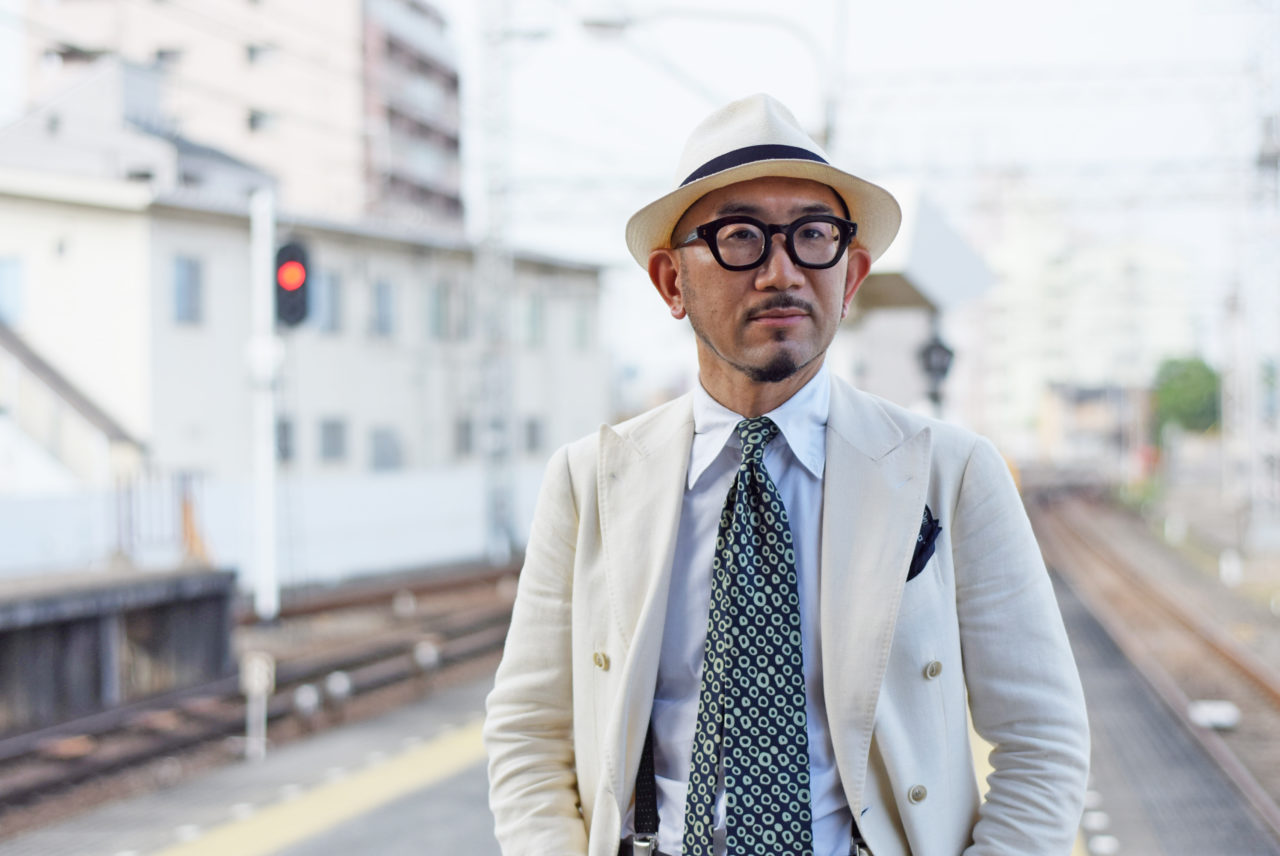 Ring Jacket 業務經理笹本先生