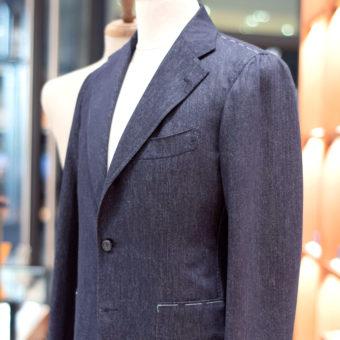 Orazio Luciano Zegna denim Jacket-NTD70,0001